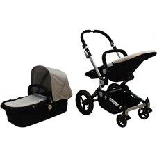 Universalus vežimėlis Euro Vaikas BAOBAO SILVER STANDARD 2in1