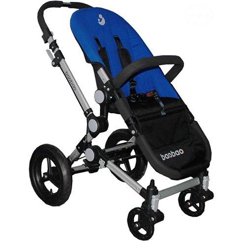 Universalus vežimėlis Euro Vaikas BAOBAO BLUE STANDARD 2in1