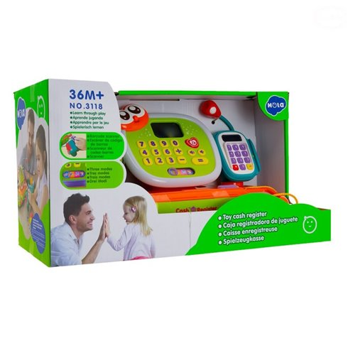 Žaislinis kasos aparatas 0639437