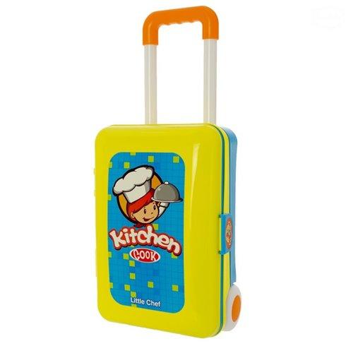 Vaikiška virtuvėlė lagamine  0639354