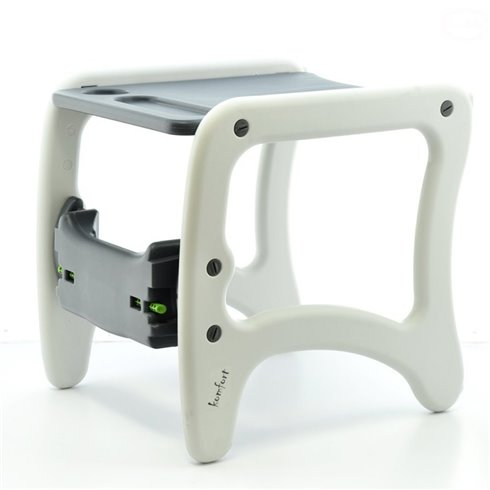 Maitinimo kėdutė Euro Vaikas HB-GY01 Grey new