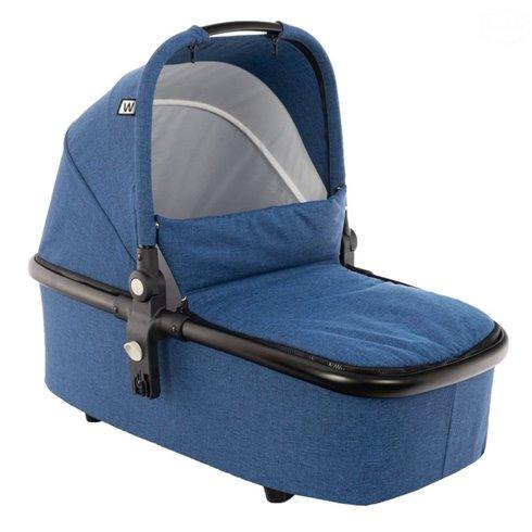 Universalus vežimėlis Euro Vaikas WINNER Blue 2in1