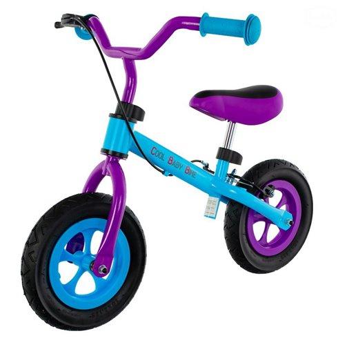 Balansinis dviratukas Euro Vaikas Cool Air Blue-purple