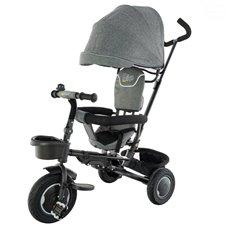 Triratukas su pasukama sėdyne Euro Vaikas T46 Grey