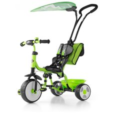 Triratukas Milly Mally Boby Deluxe 2015 Green