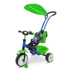 Triratukas Milly Mally Boby Deluxe 2014 Blue - Green