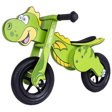 Rowerek Biegowy Dino Mini Green (2445, Milly Mally)