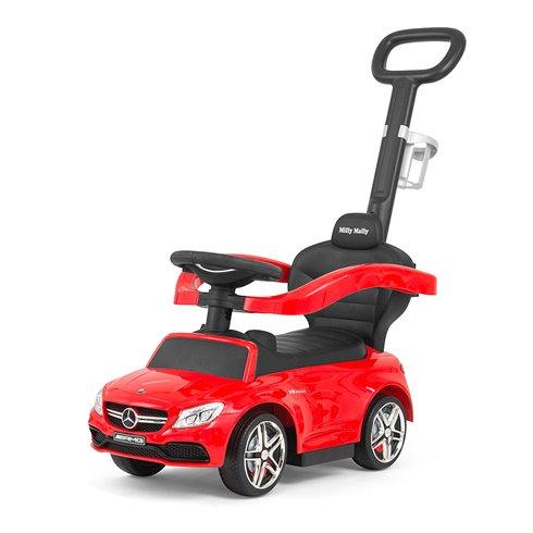 Paspiriamoji mašinėlė M&M MERCEDES-AMG C63 Coupe Red