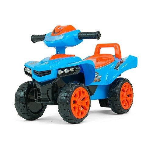 Paspiriamoji mašinėlė M&M Keturratis Monster Blue