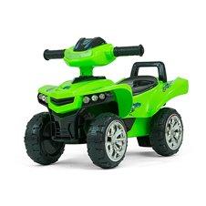 Paspiriamoji mašinėlė Milly Mally Keturratis Monster Green