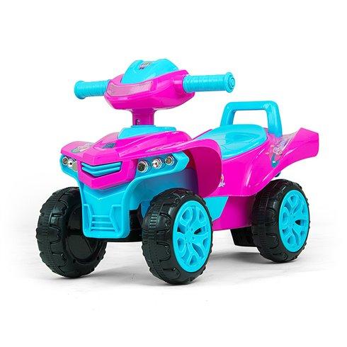 Paspiriamoji mašinėlė M&M Keturratis Monster Pink