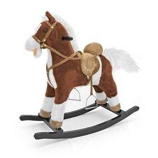 Supamasis arkliukas Milly Mally Mustang Tamsiai rudas