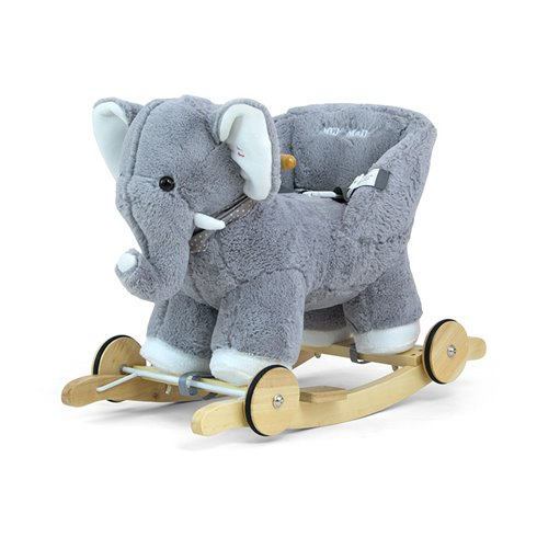Słonik Polly - Gray Elephant