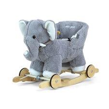 Supamasis žaislas Milly Mally Polly Gray Elephant