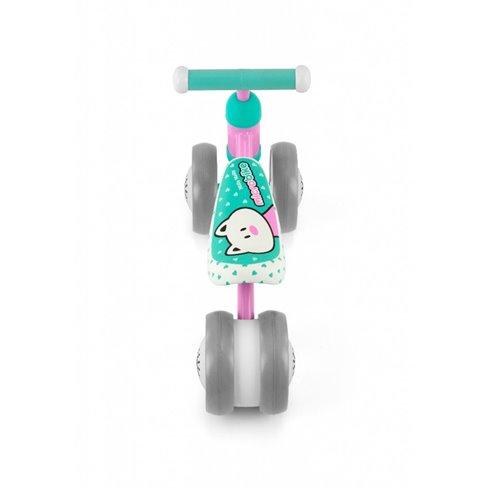 Paspiriamasis dviratukas Milly Mally Micro Cat