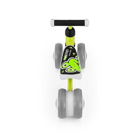Paspiriamasis dviratukas Milly Mally Micro Frog