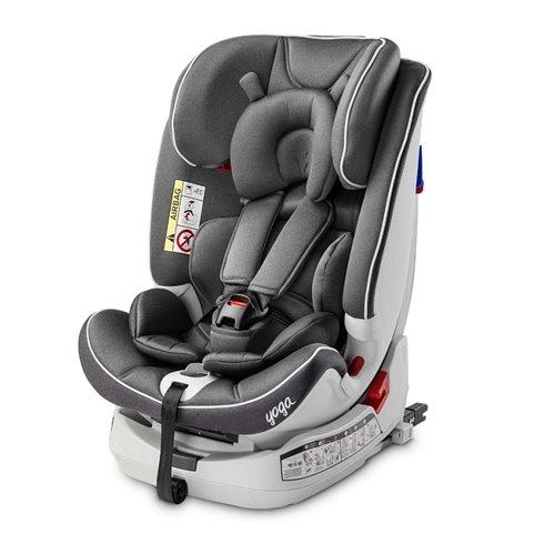 Automobilinė kėdutė YOG+ Isofix (0-25kg)