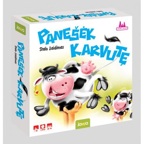 Stalo žaidimas Jawa Panešėk karvutę
