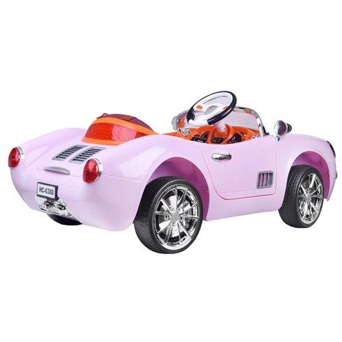 Autko na akumulator PORSZAK dla dziecka PA0207 Pink