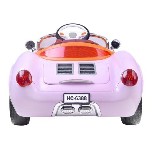 Elektromobilis JK PORSZAK PA0207 Pink