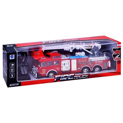 Valdomas gaisrinės automobilis Jokomi RC0451