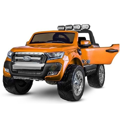 Auto na akumulator FORD RANGER dwuosobowy PA0160 Orange