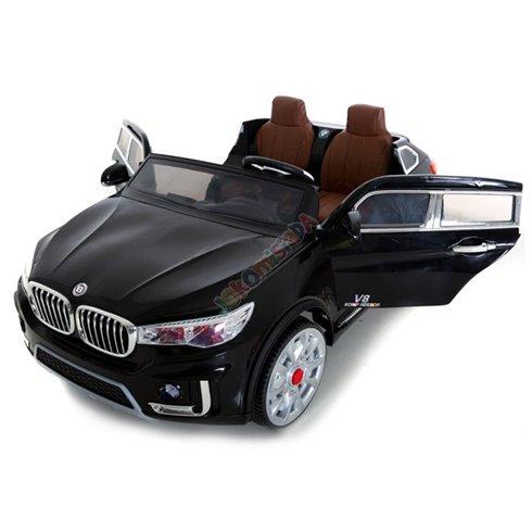 Auto 2 osobowy X7 duży samochód + pilot 2,4 PA0138 Black