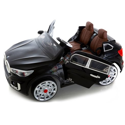 Elektromobilis JK Dvivietis X7 PA0138 Black