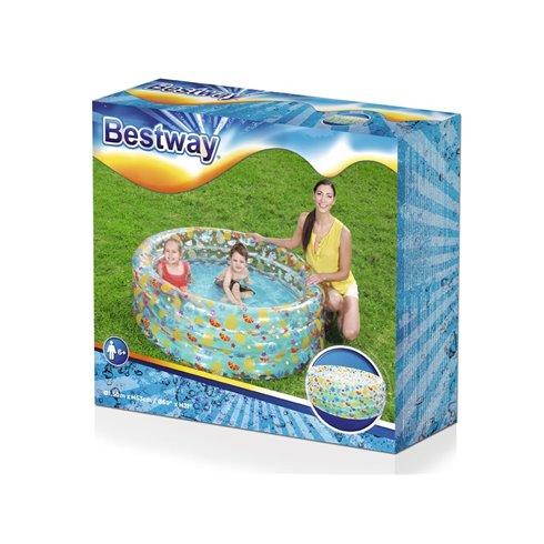 Pripuęiamas baseinas Bestway Vaisiai 150 x 53cm 51045