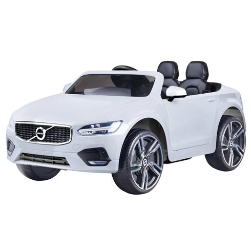 Auto na akumulator VOLVO S90 dla dzieci PA0205 White