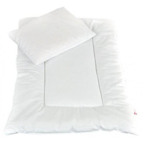 Antklodė ir pagalvė BabyLux 100x135
