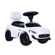 Paspiriamoji mašinėlė Eko Žaislas Maserati Baltas