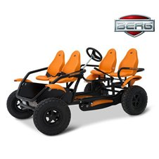 BERG Gokart Off Road  4 osobowy (Z2)