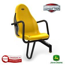 Keleivio sėdynė BERG John Deere Yellow