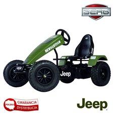 Gokartas BERG Jeep Revolution ( iki 100kg)