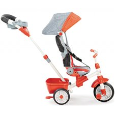 Triratukas Little Tikes 5in1 Ride&Relax