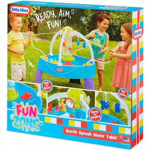 Vandens stalas Little Tikes  Fun Zone Battle Splash