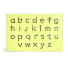 Mokomės rašyti mažąsias raides Viga Toys