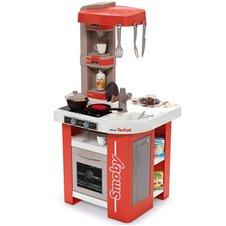 Vaikiška virtuvvėlė Smoby mini Tefal Studio + 27 priedai