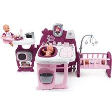 Lėlės priežiūros rinkinys Smoby Baby Nurse