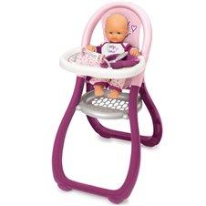 Smoby Lėlių maitinimo kėdė Baby Nurse
