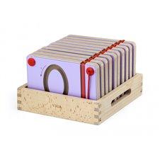 Magnetinės lentelės VIGA Išmok skaičiuoti