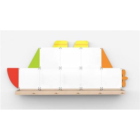 Magnetinė lenta VIGA Laivas