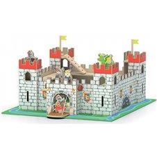 Žaislinė medinė pilis Viga