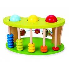 Daugiafunkcinis medinis žaislas vaikams Classic World
