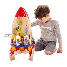 Daugiafunkcinė žaislinė raketa Classic World