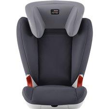 Automobilinė kėdutė BRITAX KID II BLACK SERIES Storm Grey ZS SB