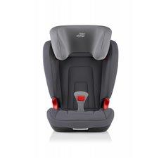 Automobilinė kėdutė BRITAX KIDFIX² R Storm Grey 2000031435