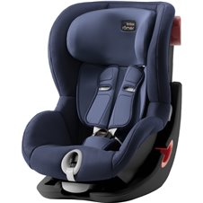 Automobilinė kėdutė BRITAX KING II BLACK SERIES Moonlight Blue ZR SB, 2000027560