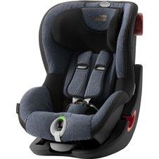 Automobilinė kėdutė BRITAX KING II LS BLACK SERIES Blue Marble ZR, 2000027858